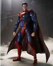 Superman Injustice Ver Shf In Justice Statue Figure Toy Doll Display Model Gift