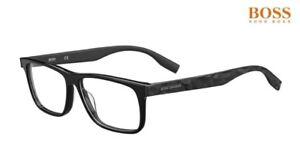 outlet boutique better hot products Details about Hugo Boss Orange Glasses Frames BO 0298 - (807) Black RRP-£110