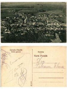 CPA-CERNATU-SACELE-Vedere-generala-ROMANIA-503521