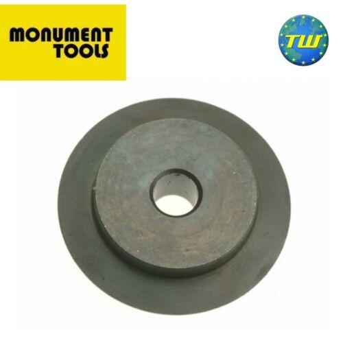 Monument 284I roue de secours pour tube en acier inoxydable coupe 265B 266E 1 2A /& TC3