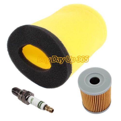 Air Filter Oil Filter /& Spark Plug For King Quad 300 /& Quadrunner 250 1998-2002