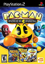 Pac-Man Power Pack PS2 New Playstation 2