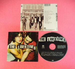 CD-THE-LIBERTINES-Omonimo-Same-2004-Europe-ROUGH-TRADE-RTRADCD166-no-mc-CS36
