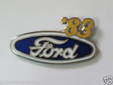 1983 Ford Pin Badge Ford Oval Year  Auto Pin lapel Hat Tack