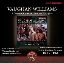 Williams: A Cotswold Romance: Death of Tintagiles, New Music