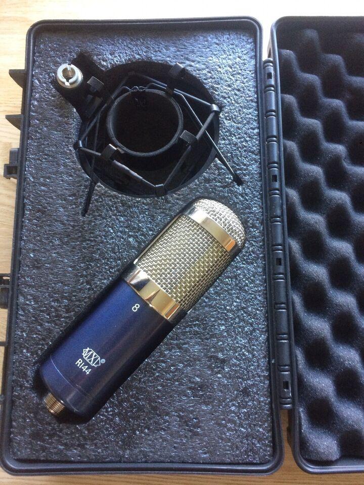 Ribbon microphone, MXL R144