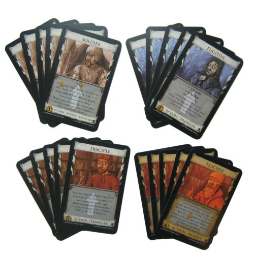 NEW Dominion Adventures Replacement Cards Tokens Mats Parts Expansion