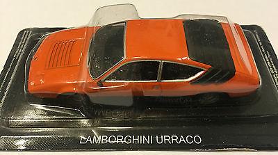 Lamborghini Countach qvx listo el modelo-Cast escala 1:43