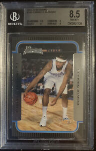 2003-2004 Bowman Carmelo Anthony ROOKIE RC DENVER NUGGETS BGS 8.5 HOF INVEST🔥📈