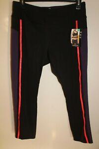 NEW Avia Women/'s Performance Crop Pant Yoga Excercise Pants