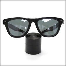 Optical Display Small Premium Solid Aluminum Cylinder Black