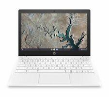 "HP 11a 11.6"" Chromebook 32GB eMMC 4GB RAM White - Currys"