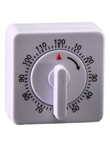Atlanta Timer da cucina bianco TIMER 283 Orologio 120 minuti timer ...