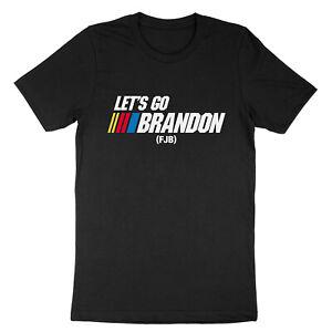 Let's Go Brandon Joe Biden Funny Political Adults & Kids Tee T-Shirt