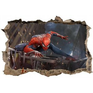 Pegatinas 3D Spiderman ref 23829