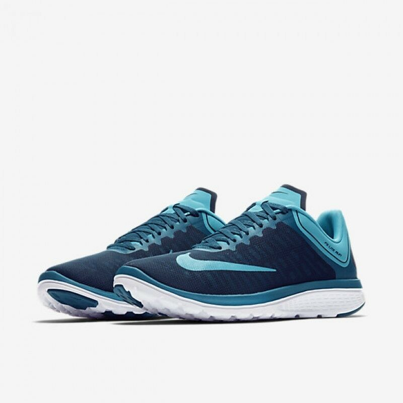 Nike FS Lite Run 4 Mens 852435 401 blue Running Shoes Size 15