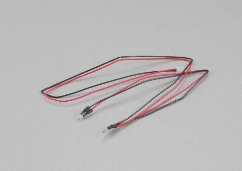 Killerbody LED Unit Set 2 x 3mm Rote LEDS KB48458