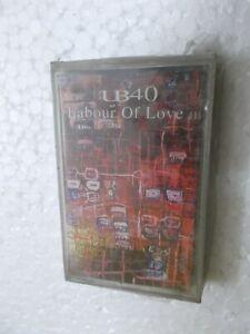 UB 40 LABOUR OF LOVE III SEALED 1998 RARE orig CASSETTE TAPE
