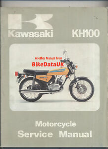 Kawasaki Kh Review