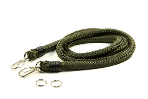 Lance Camera Straps USA Lug Wrist Strap Cord Rope Camera Strap Olive Green