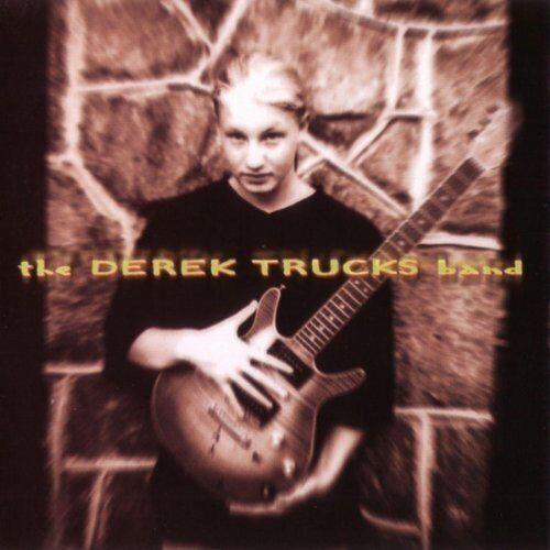 THE DEREK TRUCKS BAND The Derek Trucks Band (1997) JAPAN CD