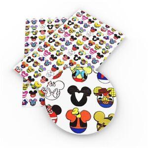 Mouse Ear Hats FAUX LEATHER SHEET 9 X 12 WHOLESALE
