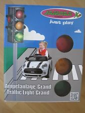 Jamara 460256 Ampelanlage Traffic Light-Grand Klas... Ampel mit Lichtfunktion