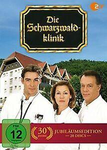 Die-Schwarzwaldklinik-Die-komplette-Serie-20-DVDs-von-DVD-Zustand-gut