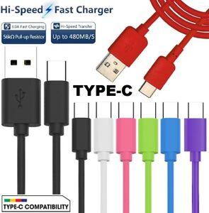 Type C Usb C 3.1 Rapide Chargeur Câble Plomb Pour Huawei P9 P10, Google Pixel 2 Xl-afficher Le Titre D'origine V4xuwyus-07163528-859964292