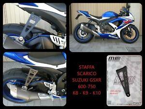 STAFFA-SCARICO-Suzuki-GSXR-GSX-R-600-750-K8-K9-K10