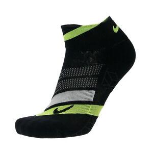 Calze Corsa Unisex Nike Dri-fit Cushion Dynamicarch Quarter Running Socks Sx5467 Promouvoir La Production De Fluide Corporel Et De Salive