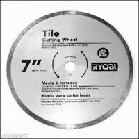 [hom] [080009002061] Ryobi Blade, Ws730, Ws721, Ws720s, Ws750l, Tile Saw