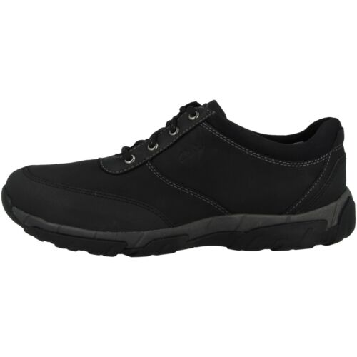 Clarks Grove Edge II Men chaussures hommes cuir basses Chaussure Lacée 261550