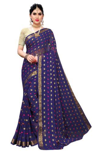 Bollywood Saree Party Wear Indian Pakistani Ethnic Wedding Designer Sari FancySC