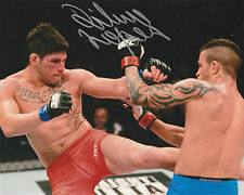 DILENO LOPES SIGNED AUTO'D 8X10 PHOTO UFC 200 FIGHT NIGHT TUF BRAZIL MMA B
