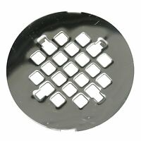 Lasco 03-1355 4-1/4-inch Snap In Style Shower Drain Grate, Chrome Plated , New, on sale