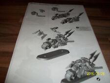 WARHAMMER 40k Dark Vengeance-ravenwing BICI SQUAD