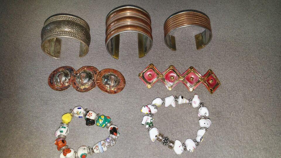 Armbånd, andet materiale, Afrikansk.