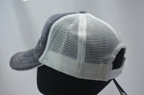 5 of 8 Kangol Trucker Mesh Baseball Hat Cap GRAY M00974 ONE SIZE S M  SNAPBACK NEW NWT a49200329da5