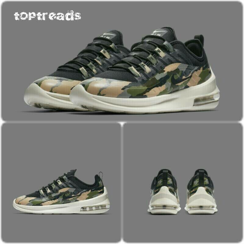 Nike air max axis prem 'camo' men's (AA2148 001)