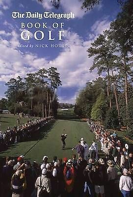 1 of 1 - The Daily Telegraph Book of Golf, , New Book