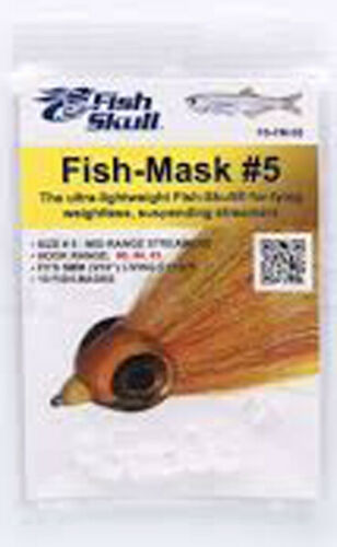 FISH-SKULL® FISH-MASK™ STREAMER HEADS