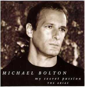 MICHAEL-BOLTON-My-Secret-Passion-The-Arias-CD-Japan-Press-PROMO-copy-w-Insert