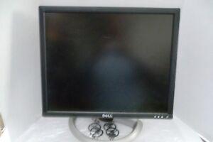 """Dell 1903FP 1901FP 1905FP 1907FP UltraSharp 19"""" LCD Monitor VGA DVI 4-Port USB"""