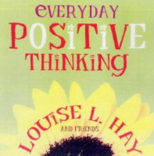 1 of 1 - Everyday Positive Thinking by Hay, Louise 1401902952 The Cheap Fast Free Post