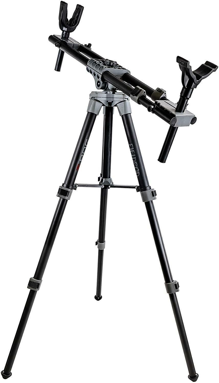 V-Yoke rest gun rest black tripod mount,shooting stability
