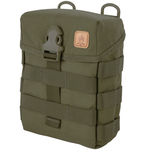 Helikon E/&E Pouch Army Military Belt MOLLE Pocket Survival Bag Adaptive Green