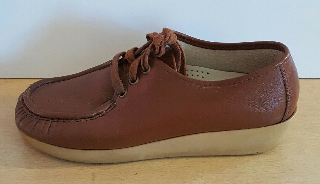 les Rouge  wings Marron 7.5aa Marron wings  - cuir chaussures confort décontracté made in usa d14ef0