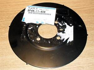 Timing-trigger-plate-from-crankshaft-pulley-genuine-Mazda-MX-5-mk2-mk2-5-MX5-NB