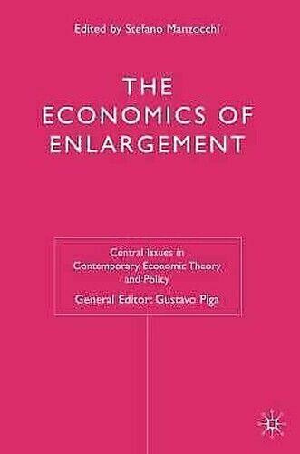 Economics von Vergrößerung von Manzocchi, Stefano